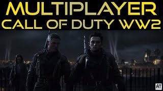TUTTO SUL MULTIPLAYER, EASTER EGG ZOMBIES E INFO CAMPAGNA WW2 [COD WWII ITA]