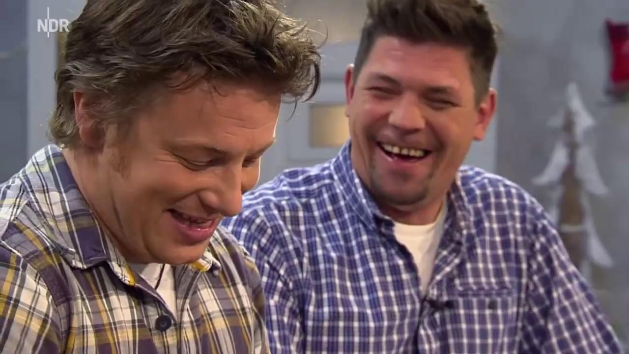 Tim Mälzer Kocht Vom 09122017 Mit Jamie Oliver Youtube