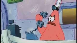 Patrick herleeft aan de telefoon