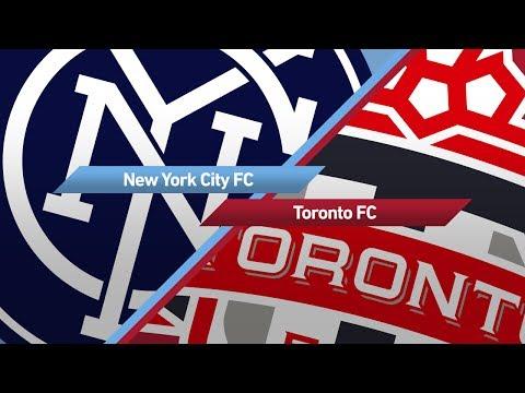 Highlights: New York City FC vs. Toronto FC | July 19, 2017