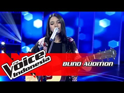 Jasmine - Sampai Jadi Debu | Blind Auditions | The Voice Indonesia GTV 2018