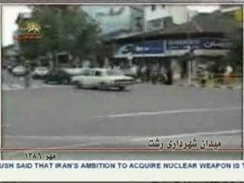 Advertising the NLA of Iranian Mojahedin in Main city-IRAN