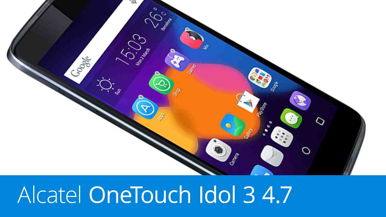 Bold alcatel onetouch idol 3 4 7 can contact for