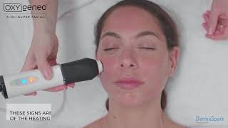 OxyGeneo 3-in-1 super facial - training video