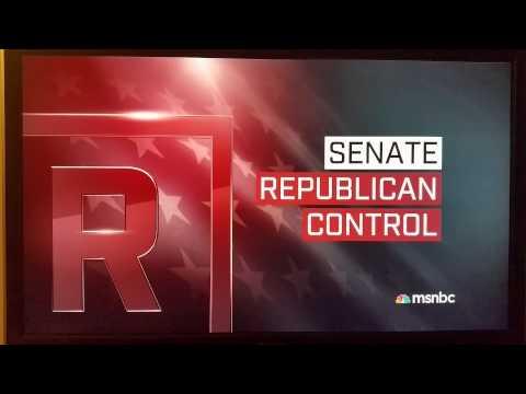 Joni Ernst puts GOP over the top