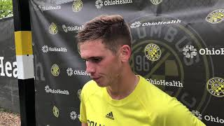 Columbus Crew captain Wil Trapp on Precourt Sports Ventures possibly moving the team to Austin