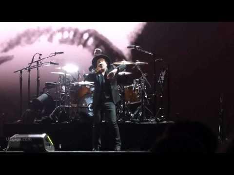 U2 Exit, Vancouver 2017-05-12 - U2gigs.com