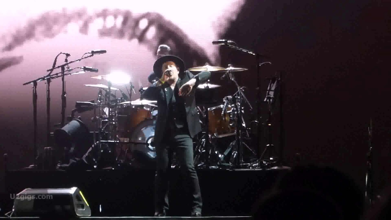 In Trump's country: U2 takes Joshua Tree politics back on the road