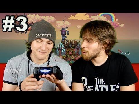 Nyavajáték - Nidhogg 2 #3 - HorryZ...