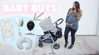 Newborn Baby Gear Haul!