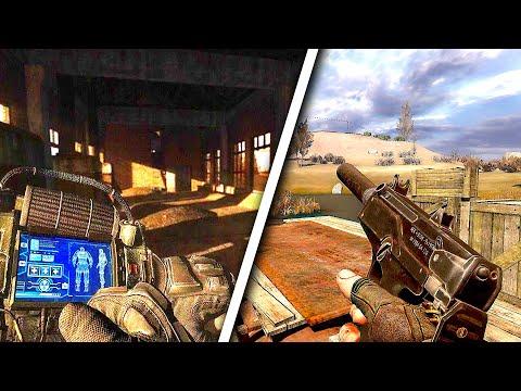 S.T.A.L.K.E.R.: GUNSLINGER MOD VS STCOP WEAPON PACK