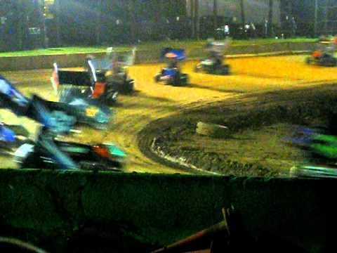 Shippensburg Speedway Micro Feature 8-1-2010