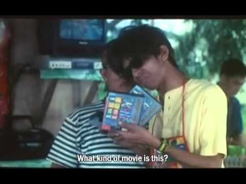 Lagi Lagi Senario - VCDs Pirate scene - English subtitle