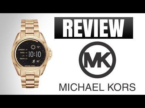Michael Kors Smart Watch Review
