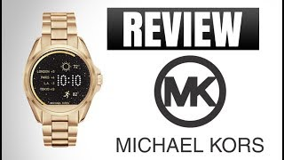 Michael Kors Smart Watch Review