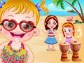 Baby Hazel Beach Party Lot's of Fun with Cousin's and Friends Games To Play