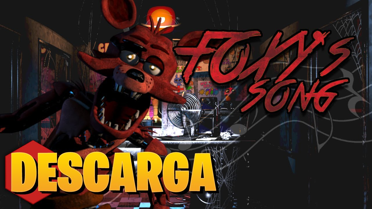 Descarga La Canción de Foxy de Five Nights at Freddy's ''iTownGamePlay''