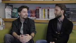Интервью с магазином комиксов