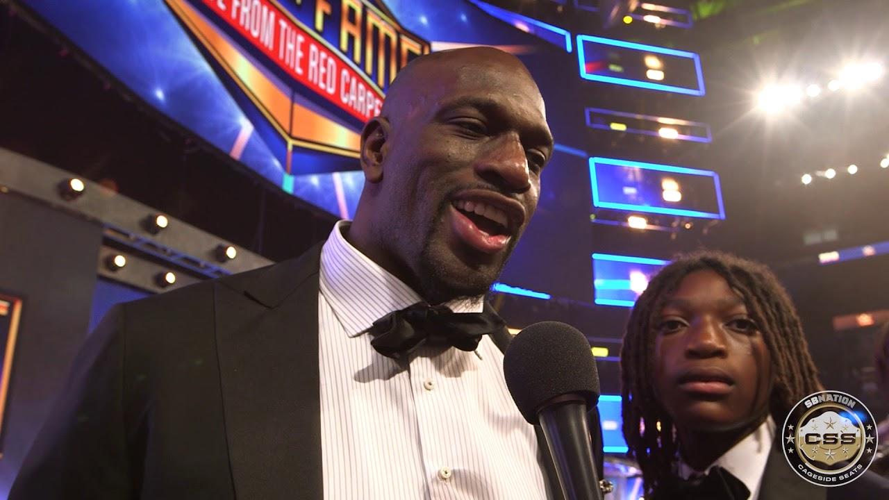 Titus O'Neil Announced As Warrior Award Recipient