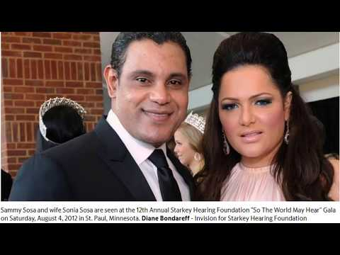 What happened to Sammy Sosa's skin? Here's why the baseball legend looks so different