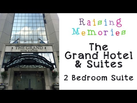 The Grand Hotel & Suites Toronto 2 Bedroom Suite