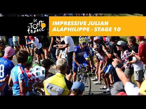 Impressive Julian Alaphilippe! - Stage 10 - Tour de France 2018