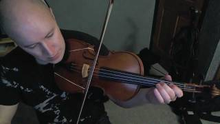 Love Story- Violin Tutorial- Taylor Swift (Todd Downing)