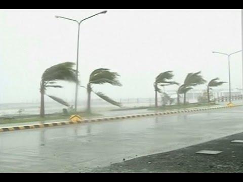 ฟิลิปปินส์เผชิญสภาพอากาศเลวร้ายจากไต้ฝุ่นฮากูปิต