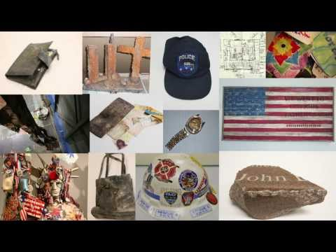 The Stories They Tell: Artifacts from the 9/11 Memorial & Museum