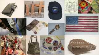 The Stories They Tell: Artifacts from the 9/11 Memorial & Museum(