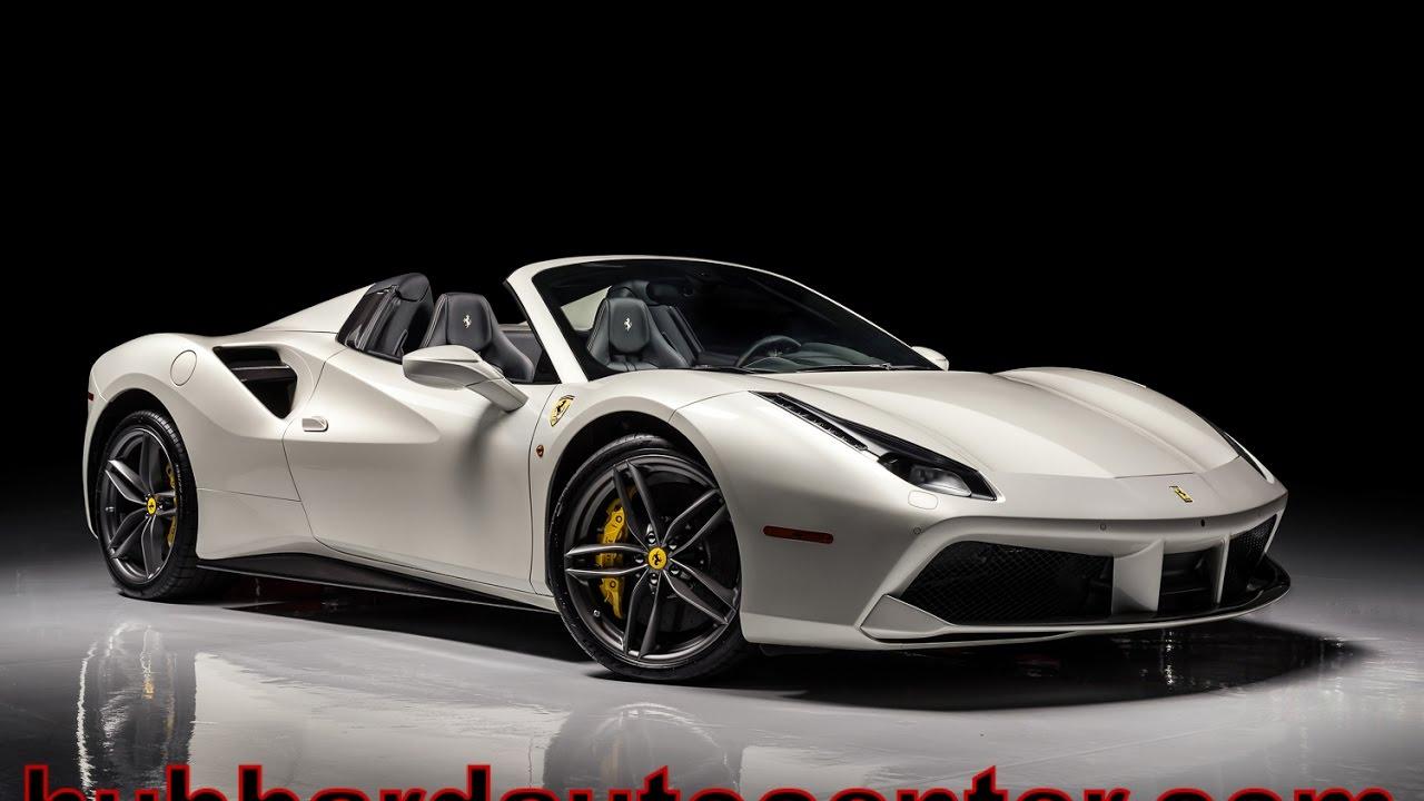 2017 Ferrari 488 Spider >> 2017 Ferrari 488 Spider