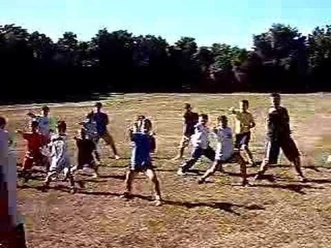 karate kamp 2005