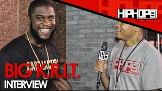 """Big K.R.I.T. Talks """"Cadillactica"""", His Upcoming """"Pay Attention"""" Tour & More During LudaDayWeekend"""
