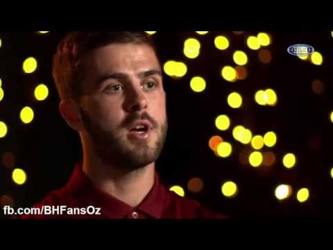 Miralem Pjanic in Australia interview (Aired 18.7.2015)