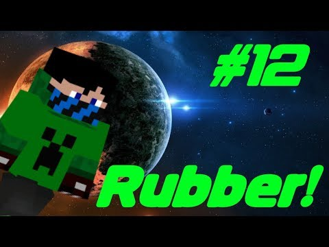 Rubber ! | Minecraft | GT New Horizons | Bölüm 12