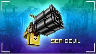 Sea Devil [ Review ] - Pixel Gun World.