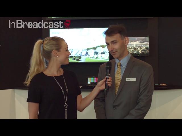 InBroadcast InSight at IBC 2016: PLURA