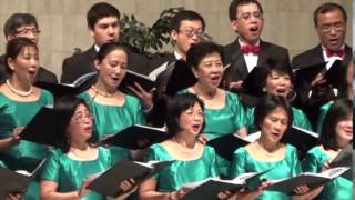 Chin Yun Chorus:Let there be music, seal lullaby, the prayer, already home