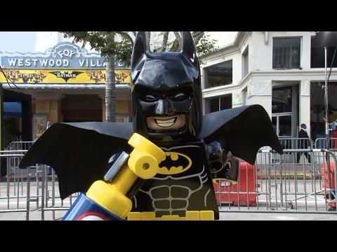 'The LEGO Batman Movie' Premiere