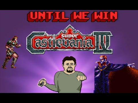 Until We Win  Super Castlevania IV
