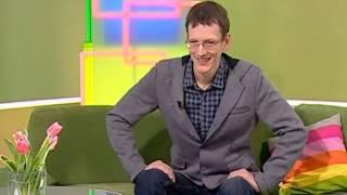 AcademeG на ТВ отвечает на вопросы про YouTube