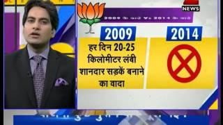 The much awaited BJP's election manifesto