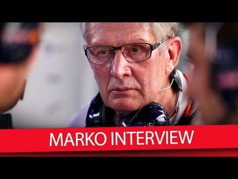 Interview mit Red Bull-Motorsportdirektor Dr. Helmut Marko - MSM TV: Formel 1