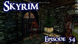 Skyrim Lets Play w/ Perkus Maximus 400+ mods Episode 54
