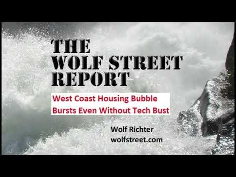 The Wolf Street Report: December 9, 2018