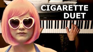 Chords For Princess Chelsea The Cigarette Duet Piano Cover