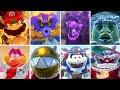 Super Mario Odyssey - All Bosses & Ending (Main Story)