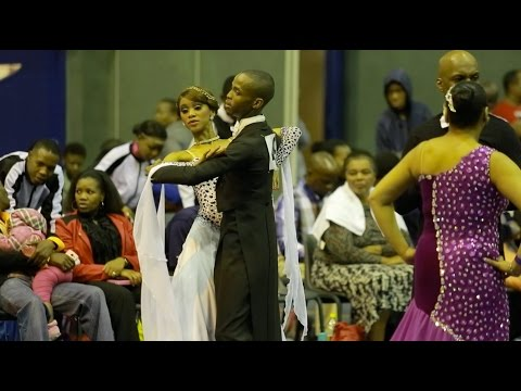 100% Youth 3 - Episode 21: Thabo Khoza and Tina Dolwana - ballroom dancers