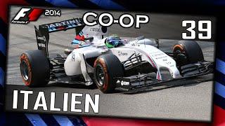 F1 2014/Co-op #039 Italien/Rennen[German|HD+|PC] Legende 50%