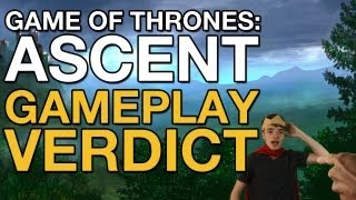 Game of Thrones: Ascent Gameplay Verdict - VideoGamer
